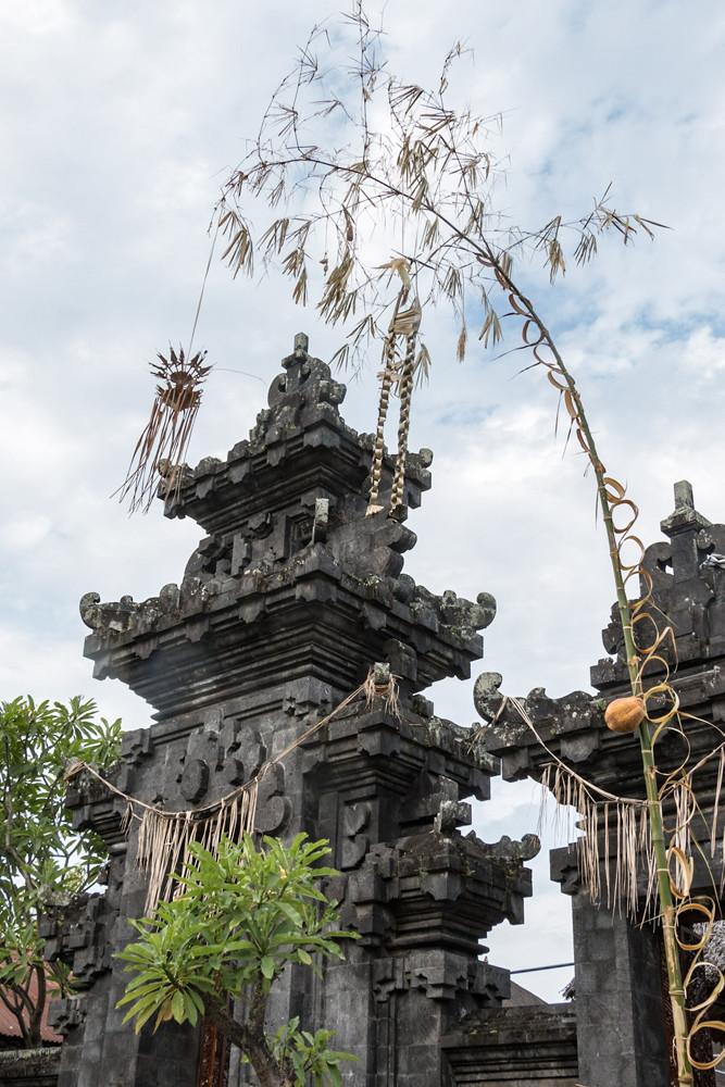 Penjor Galungan Bali