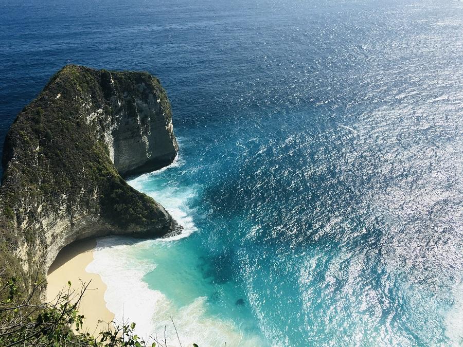Kelingking Beach Nusa Penida -  3