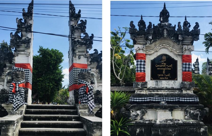 Nusa Penida - Pura Dalem Ped 3