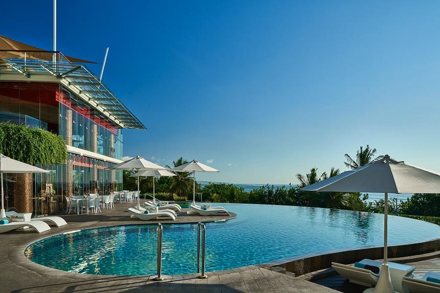 Sheraton Bali Kuta Resort - Bene Italian Kitchen Exterior