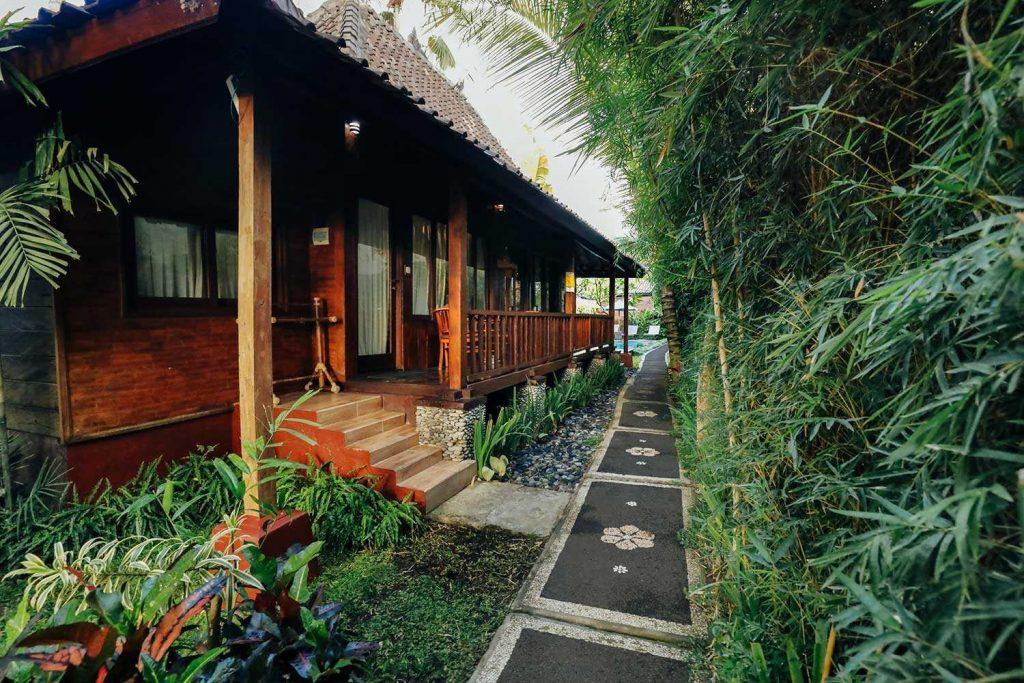 Bisma Cottages Ubud- 2 Bedroom Cottage Interior