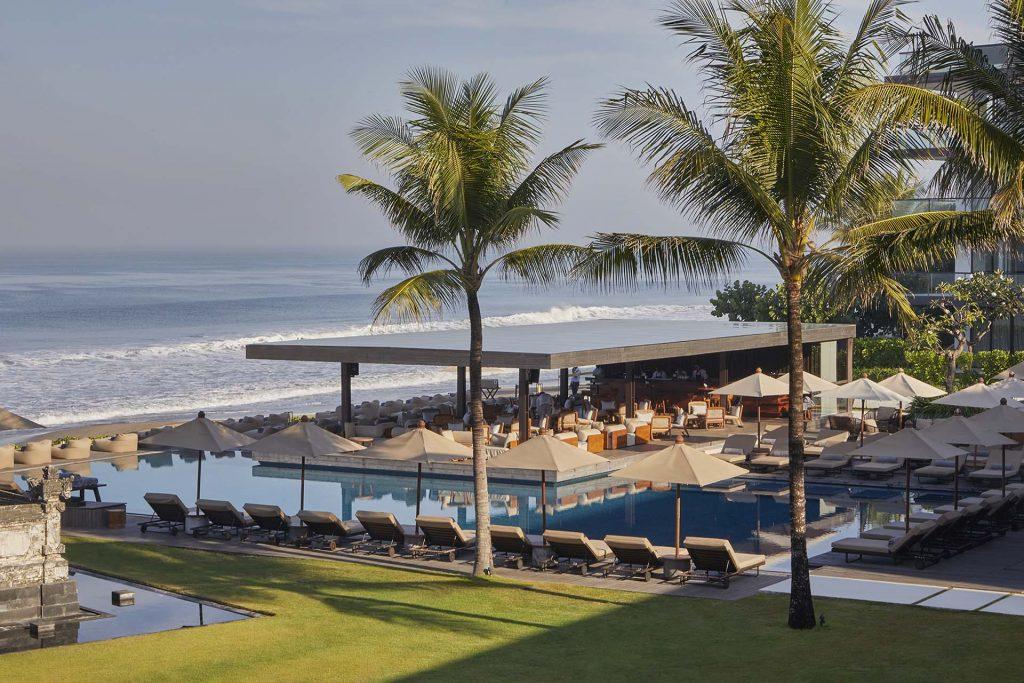 Alila Seminyak New Years Eve in Bali 2020