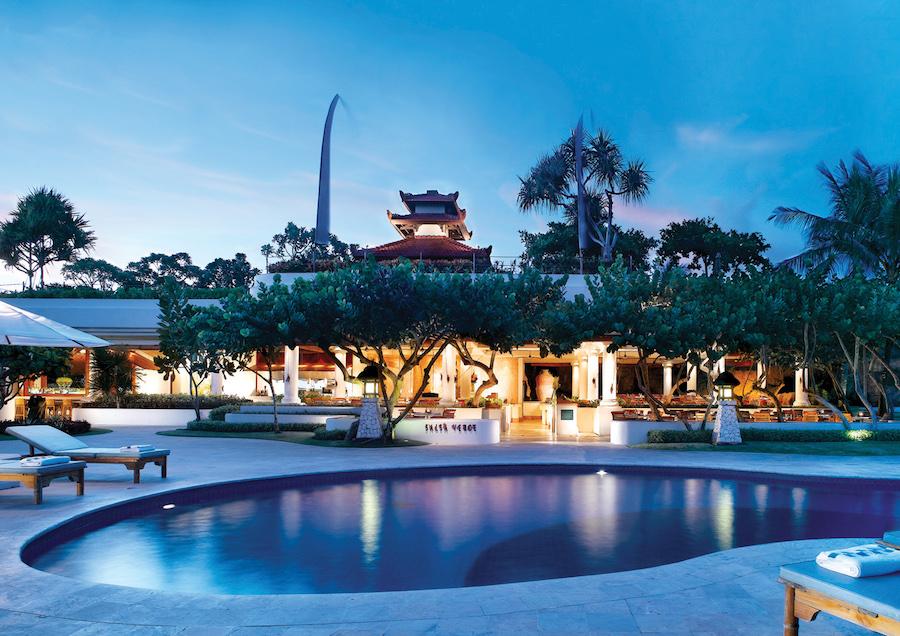 Grand Hyatt Nusa Dua New Years Eve in Bali 2020