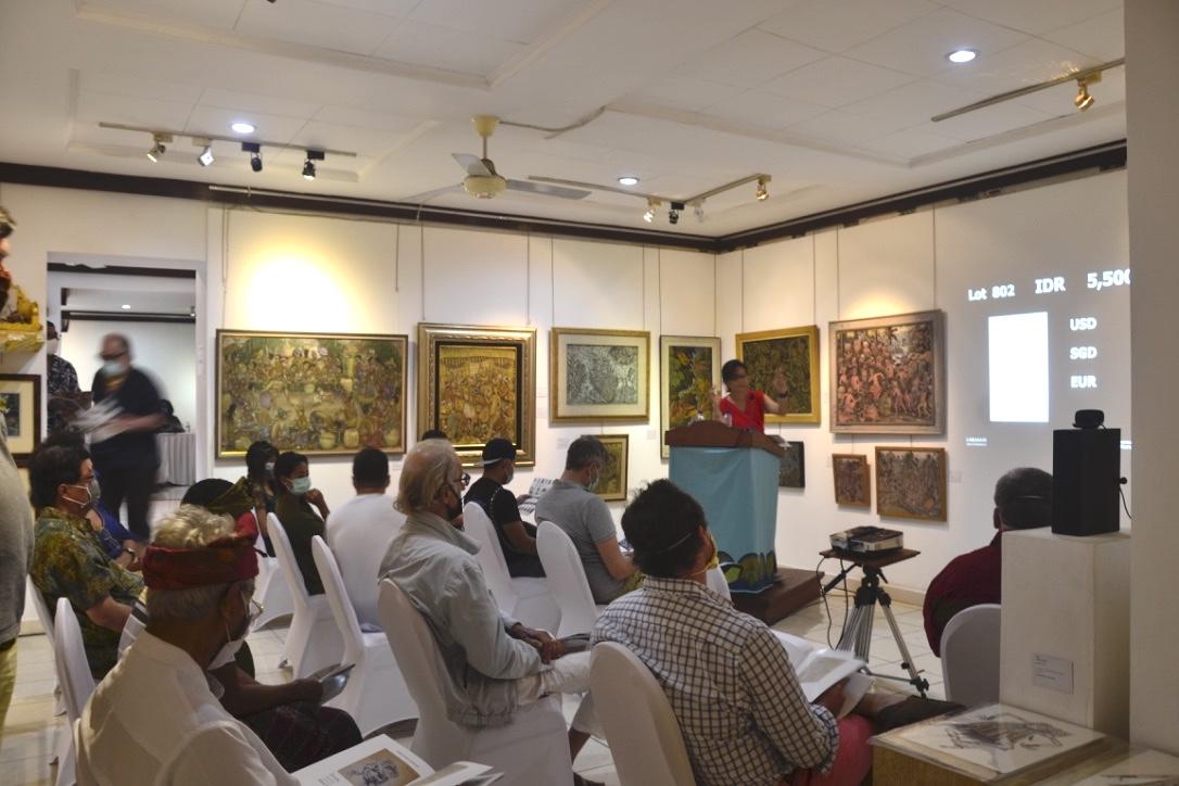 Larasati Art Auction Bali