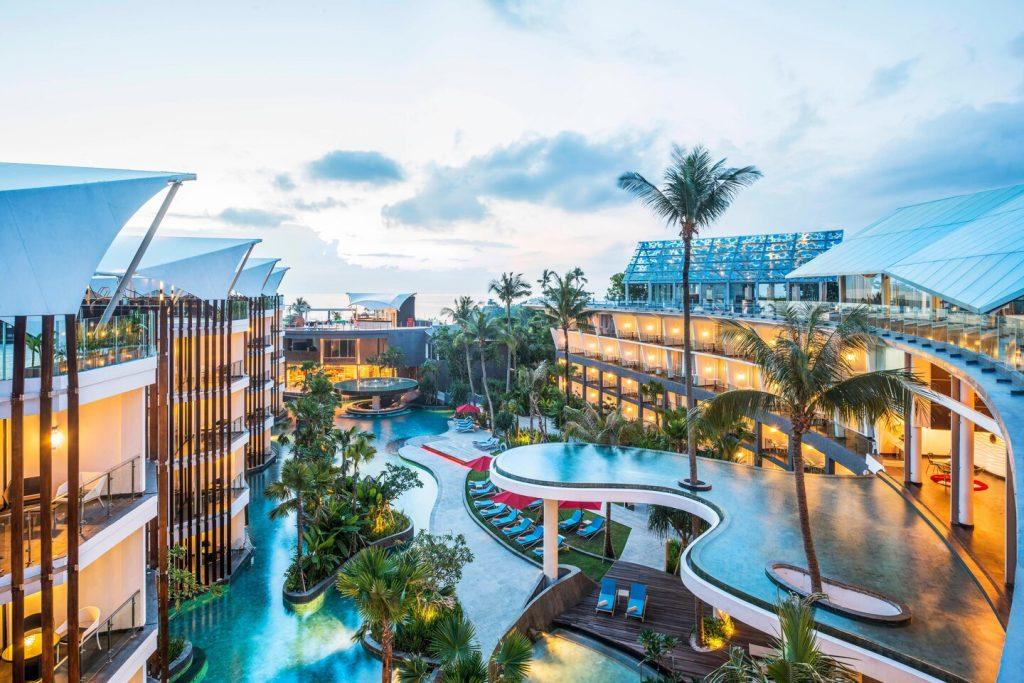 Le Meridien Jimbaran New Years Eve in Bali 2020