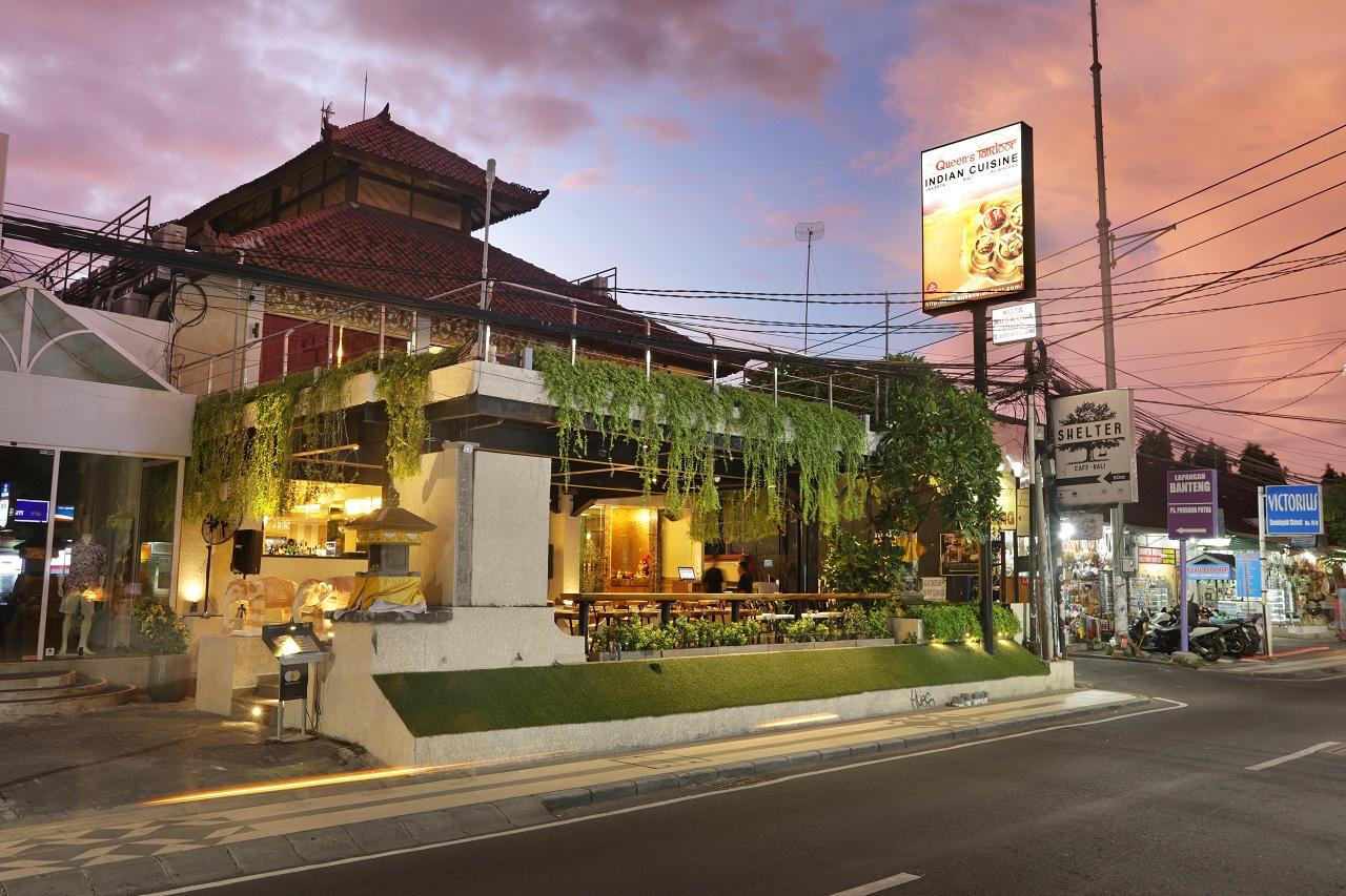 Queen's Tandoor Bali - Exterior