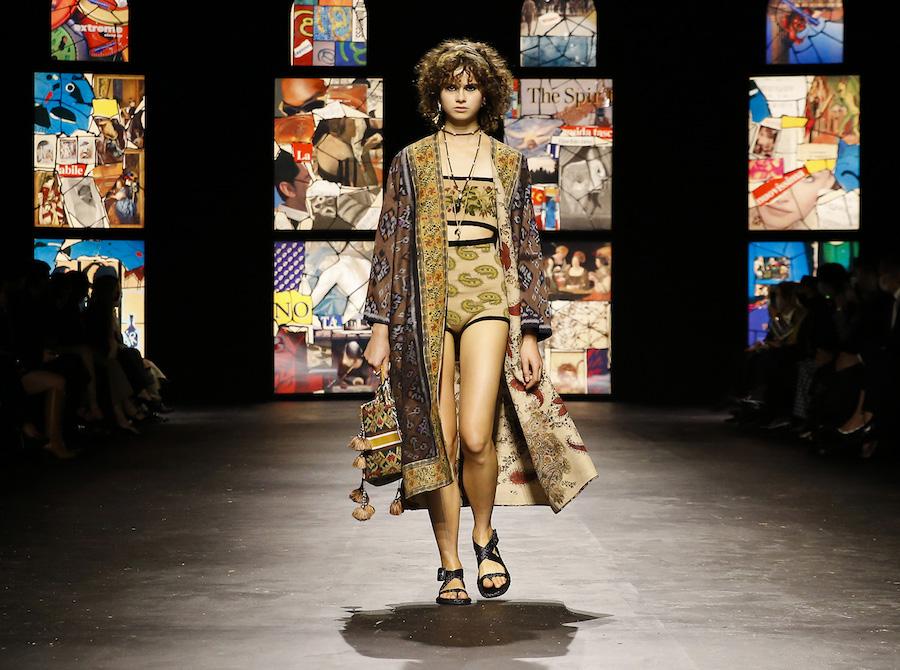 Endek Bali Christian Dior Collaboration 1