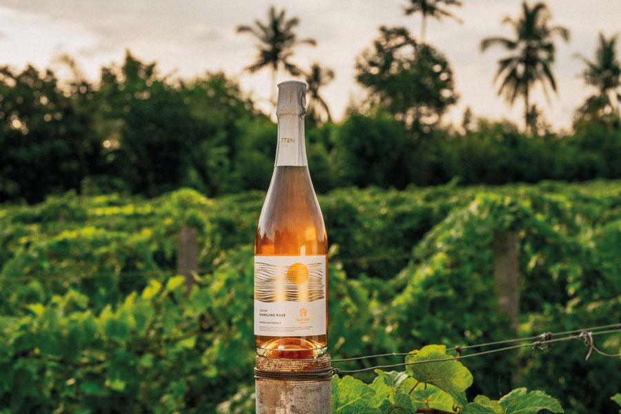 Hatten Wines Jepun Sparkling Rose