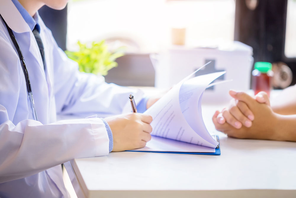 Medical Tourism in Bali - Doctor Consultation