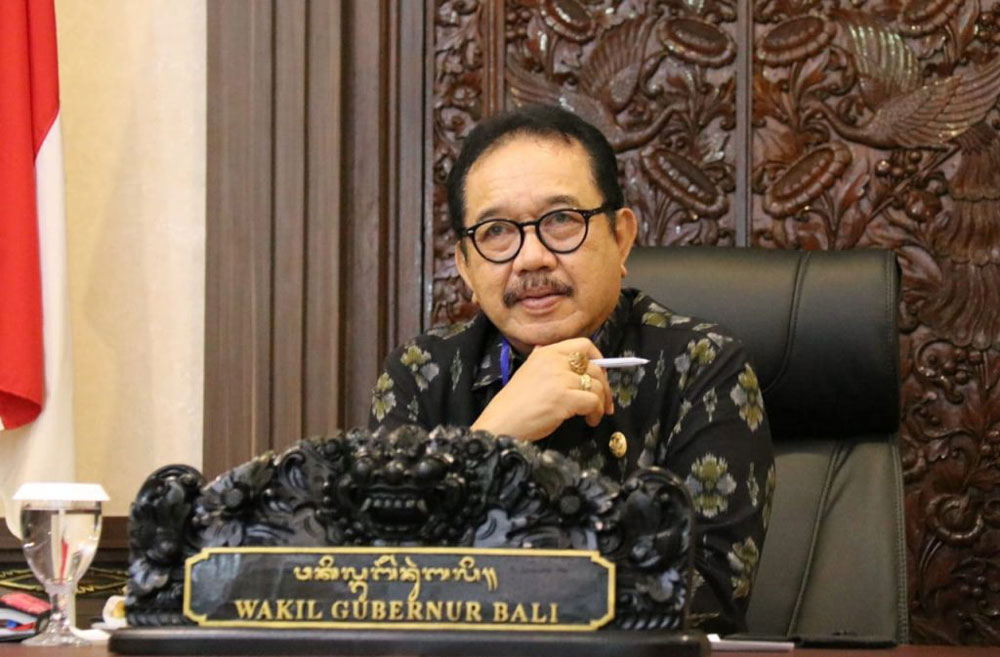 Medical Tourism in Bali - Vice Governor of-Bali Cok Ace