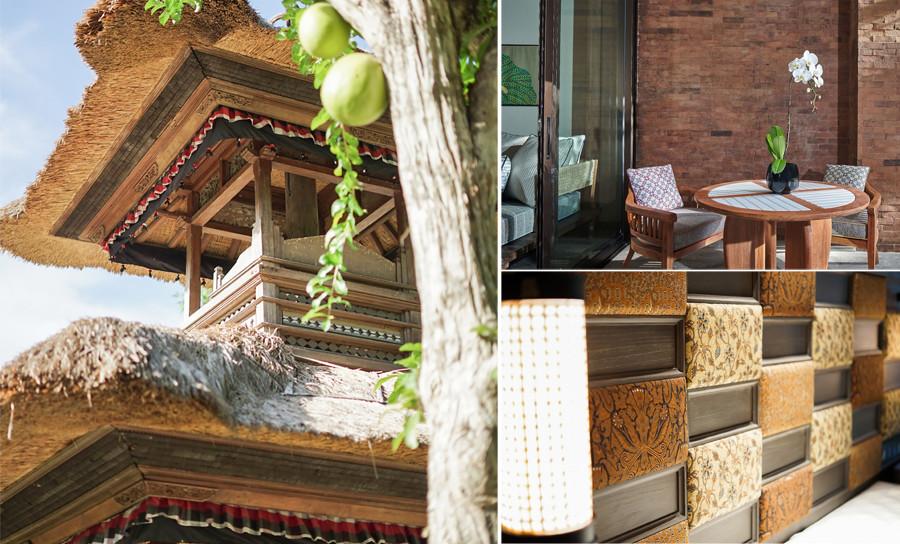 Andaz Bali 1 - Details