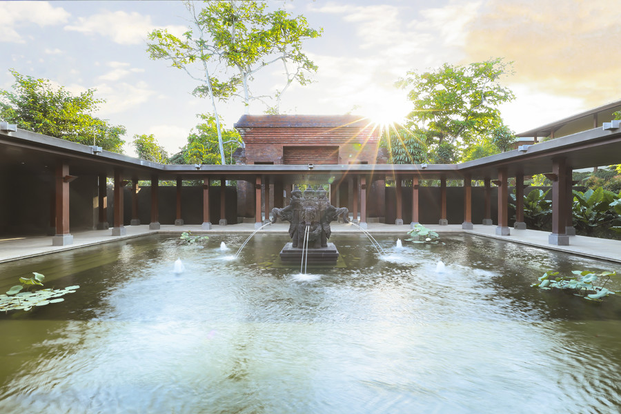 Andaz Bali 2 - Entrance to Lobby