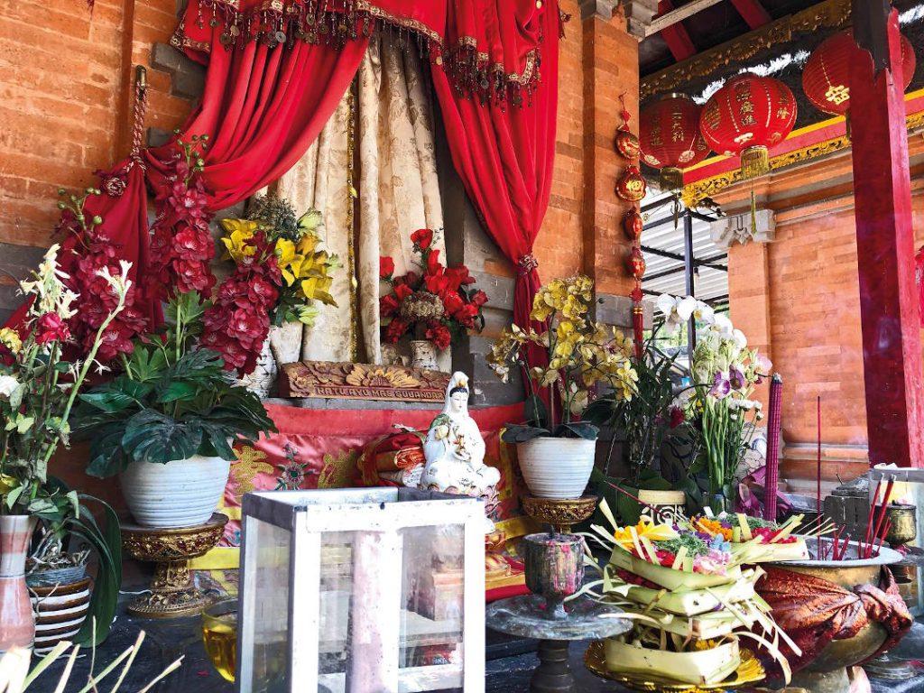 Kang Cing Wie Jayapangus Balingkang Chinese shrine