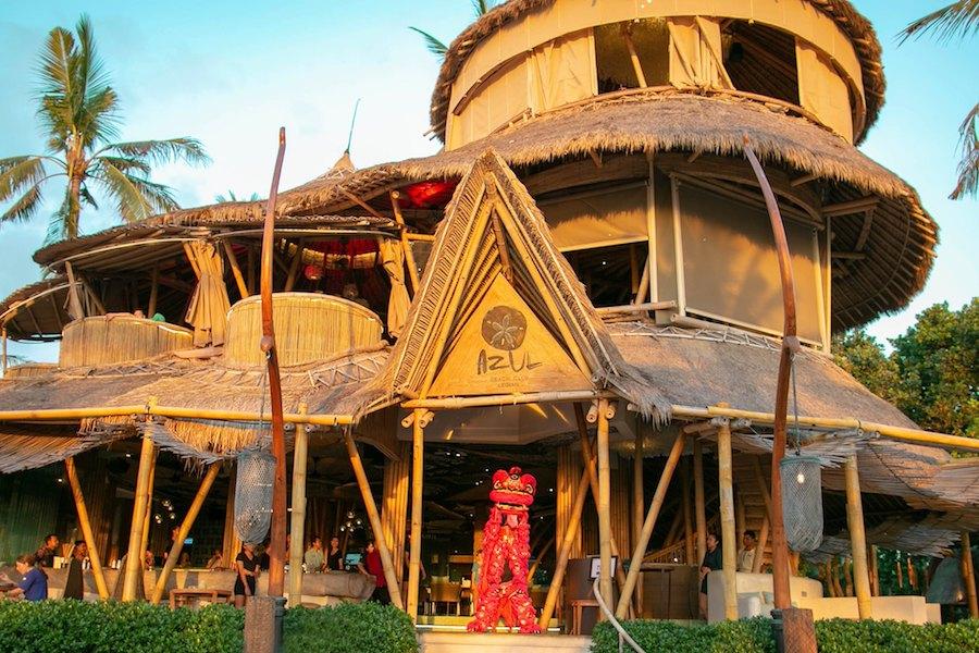 Chinese New Year in Bali Legian Azul Beach Club