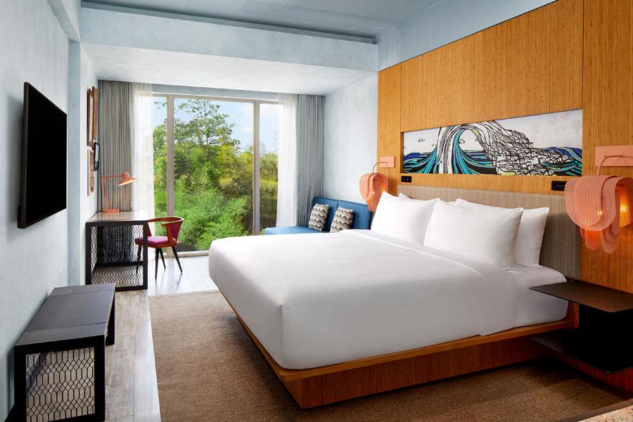 Nyepi Hotel Package 2021 - Aloft Bali Seminyak