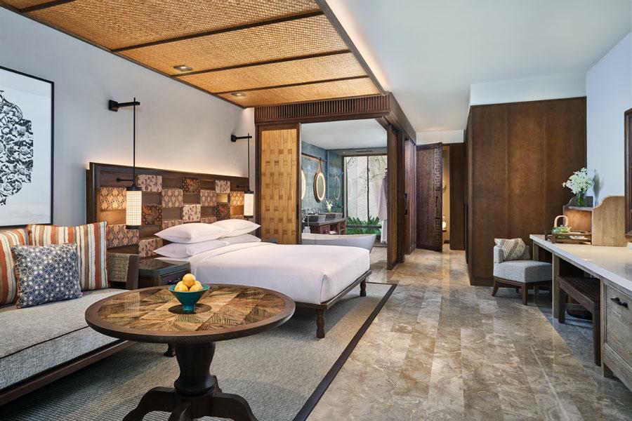 Andaz Bali - Deluxe Room
