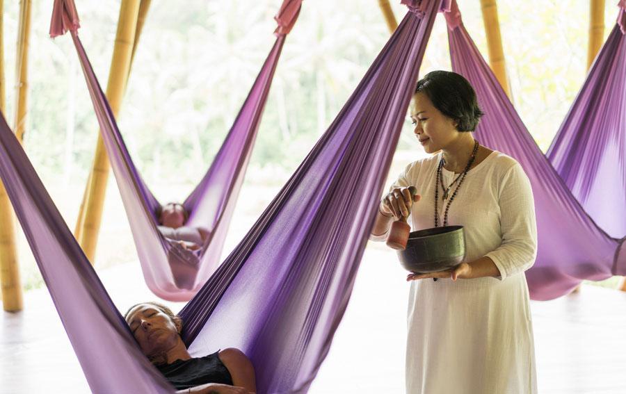 Four Seasons Resorts Bali - Meditation