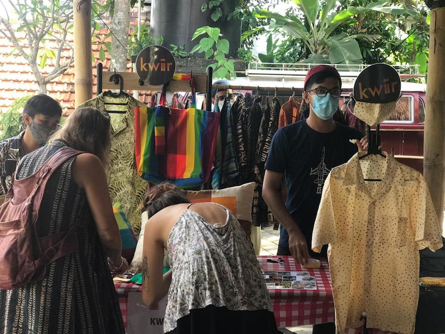 Ubud Artisan Market 2021 - 2