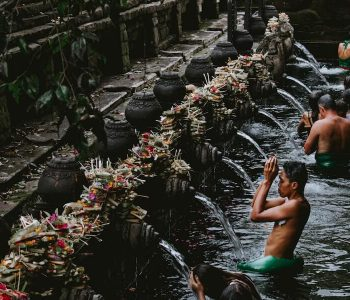 Bali's Religion of Water