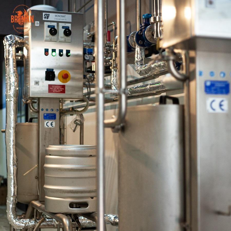 Breman Brewery - Equipment (1)
