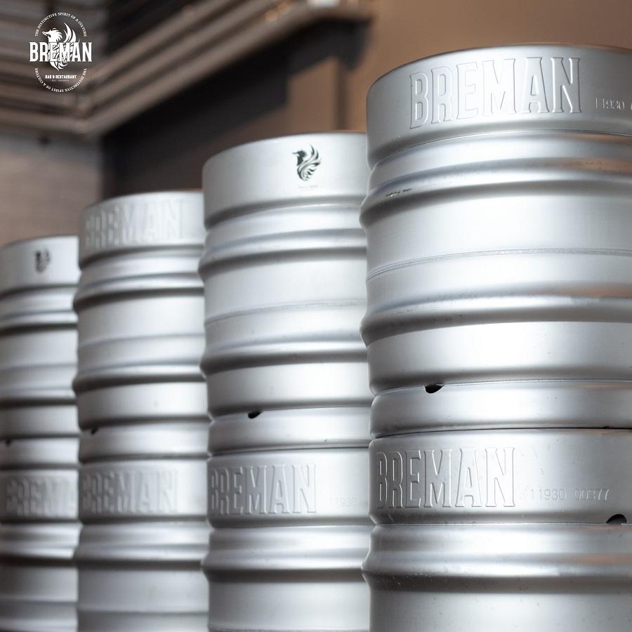 Breman Brewery - Keg