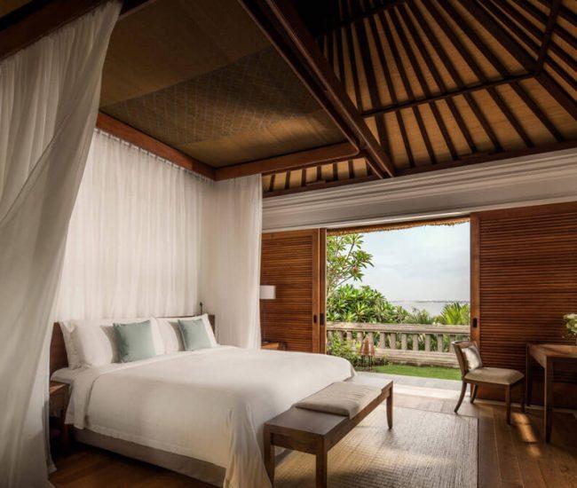 Dine Your Way to a Free Villa Stay at Four Seasons Jimbaran Bay