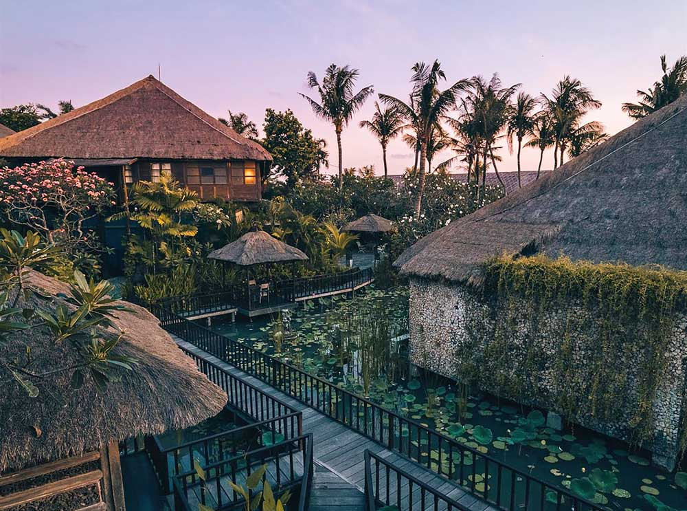 Work from Bali Coworking Accommodation