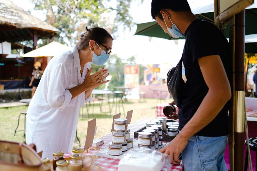 Ubud Artisan Market 2021