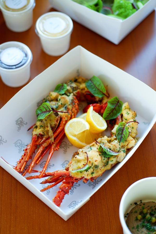 The-St.-Regis-Brunch-at-Home---Lobster