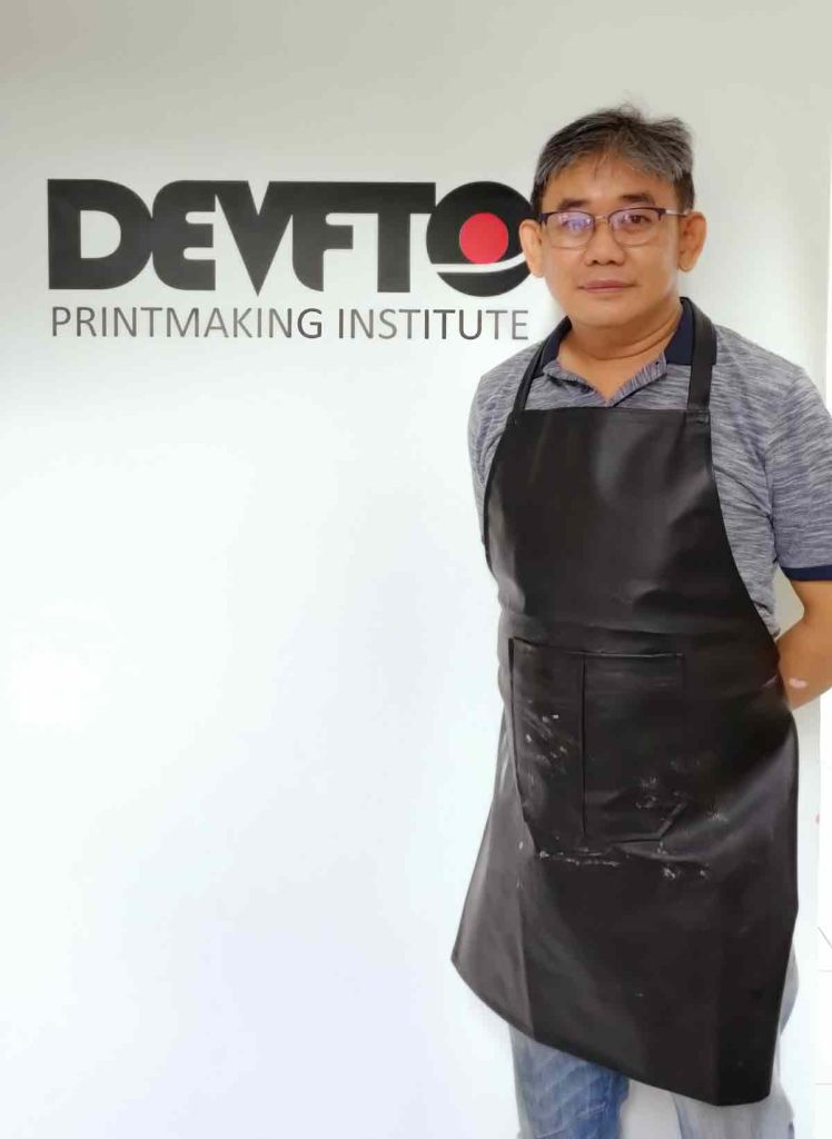 Bali DEVFTO-Printmaking-Institute-Bali