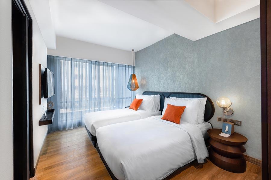 Top-Gun-Suite---2nd-Bedroom